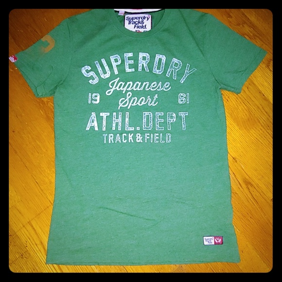 Superdry Other - Superdry Track & Field t-shirt